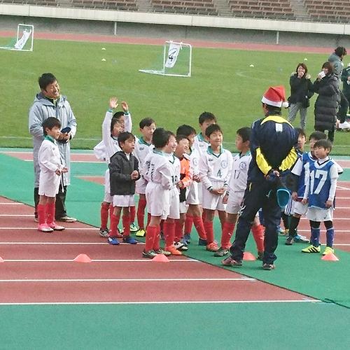 各種試合やイベントにも参加しています。